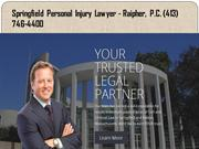 Springfield Car Accident Lawyer