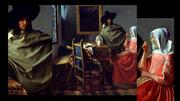 VERMEER, Johannes,  Featured Paintings in Detail (3)