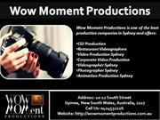 Corporate Video,CGI Production Companies and Videographer Sydney