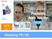 Sleeping Pills | Buy Meds Online No Prescription