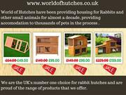 Buy Rabbit Hutch