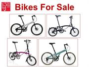 Bikes For Sale - On Your Bike