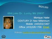 604 Lake Dr., Lusby Md 20657