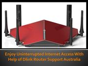 Enjoy Uninterrupted Internet Access With Help of Dlink Router Support