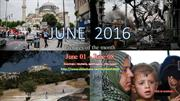 JUNE  2016 - Pictures of the month - June 01 - June 08