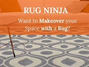 Want to Makeover your Space with a Rug?