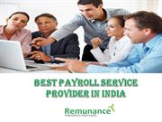 Best payroll service provider in india