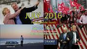JULY 2016 - Pictures of the month -July 16- July 23.