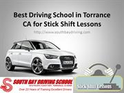 Best Driving School in Torrance CA for Stick Shift Lessons