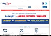 Free Recharge Quiz – Play & Win Free Mobile Talktime Balanze by Quiz