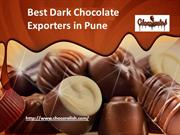 Best dark chocolate exporters in Pune