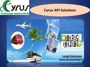 Bus Booking API - Cyrus API Solution