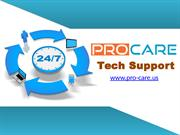 Pro Care  Tech Support