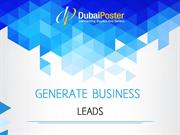 Generate Business Leads