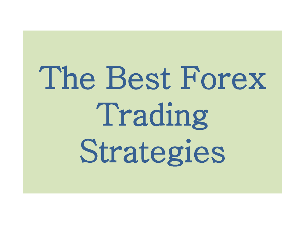 Best forex strategies 2016