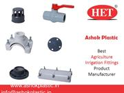 Agriculture Irrigation Fittings Manufacturers, Suppliers in Ahmedabad