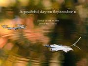 1-Sept 11-A peaceful day on September 11-Song to the moon-Joshua Bell