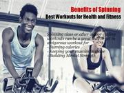 9 Benefits of Spinning Workout