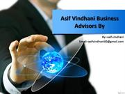 Asif Vindhani Business Advisors By