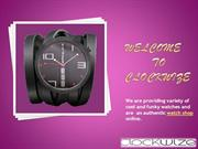 Buy Trendy Watches online