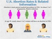 USA Abortion Rates & Related Information Buy Abortion Pills