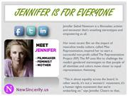 Jennifer Is For Everyone