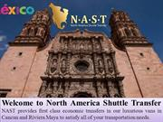 Welcome to North America Shuttle Transfer