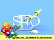 SEO and The Benefits of SEO Packages