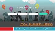 GetDoorTags – Best Local Business Listing Website