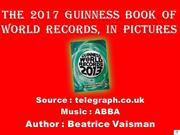 The  2017  Guinness  Book  of World  Records