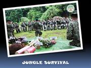 Join us for Jungle Survival Training