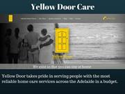 Home Care Services Adelaide - Yellow Door Care
