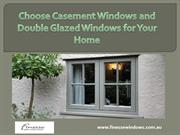 Best Quality casement windows and double glazed windows
