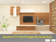 Wooden TV Unit Designs Online Shopping in India Bangalore