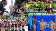 AUGUST 2016 - Pictures of the month - Aug.09 - Aug. 15