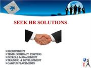 staffing solution delhi |seek hr solutions