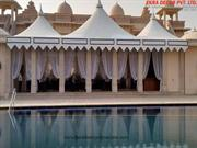Tensile Structure India | Car Parking Tensile Structure