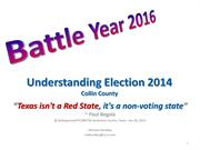 Battle Year 2016 and Beyond DemNet
