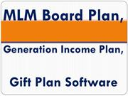 MLM Board Plan, Generation Income Plan, Recharge Plan, MLM Uni Level P