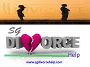 Child maintenance | Sgdivorcehelp.com