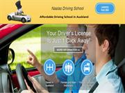 Affordable driving school in Auckland