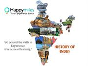 International Historical Tours & Historical Tours in India