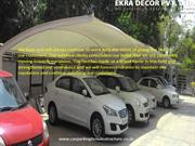 Car Parking Tensile Structure Suppliers & Manufacturer in India