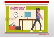 Office ergonomics to prevent stress - Medlife