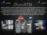 Atm Machines for Sale at an Affordable Rate by Ocean ATM