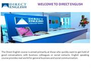 English course Dubai