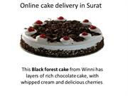 Online cake delivery in Surat