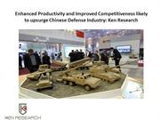 Enhanced Productivity and Improved Competitiveness likely to upsurge