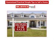 Practical Tips to Sell a Home with great profit