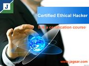Certified Ethical Hacker training at Jagsar